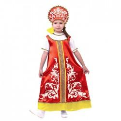 Русский-народный костюм