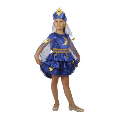 Карнавальный костюм Звездочка. Шикарное платье для девочки. - photo#27