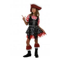 Пиратка с треуголкой
