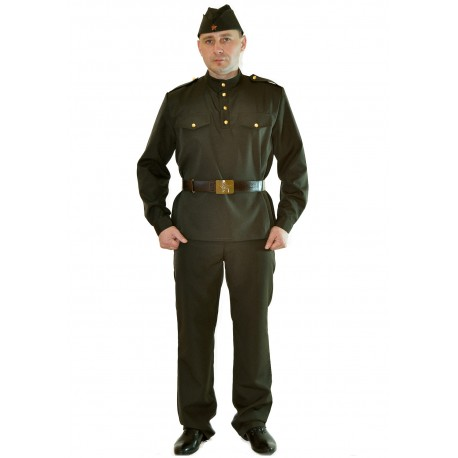 Военный костюм мужской