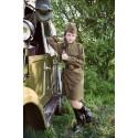 Военный костюм для девочки. Солдатка