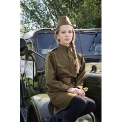 Прокат военной формы на девочку