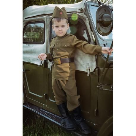 Прокат военной формы на мальчика