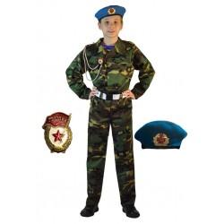 Военная форма ВДВ