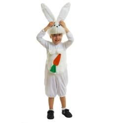 Зайчик с морковкой