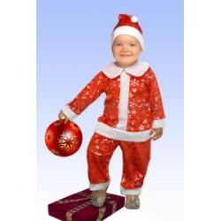 Санта красный (малыш)