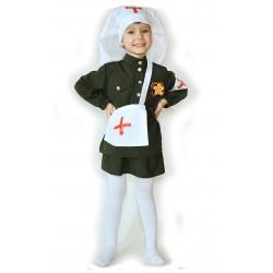 Военный костюм медсестры
