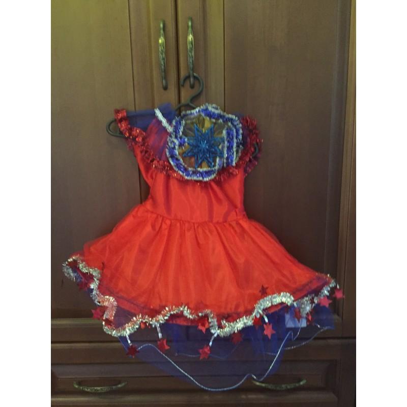 Карнавальный костюм Звездочка для девочки - photo#13