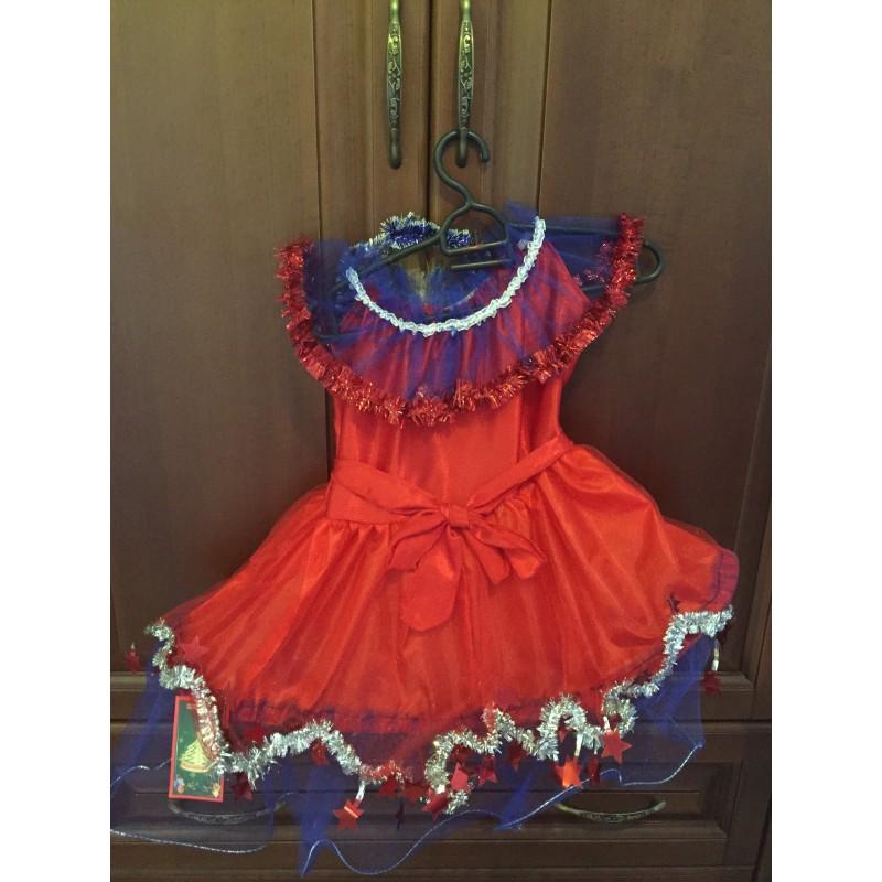 Карнавальный костюм Звездочка для девочки - photo#24