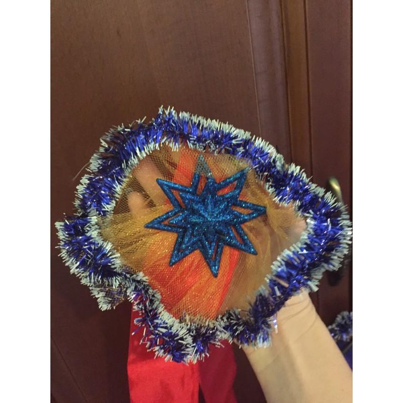 Карнавальный костюм Звездочка для девочки - photo#34