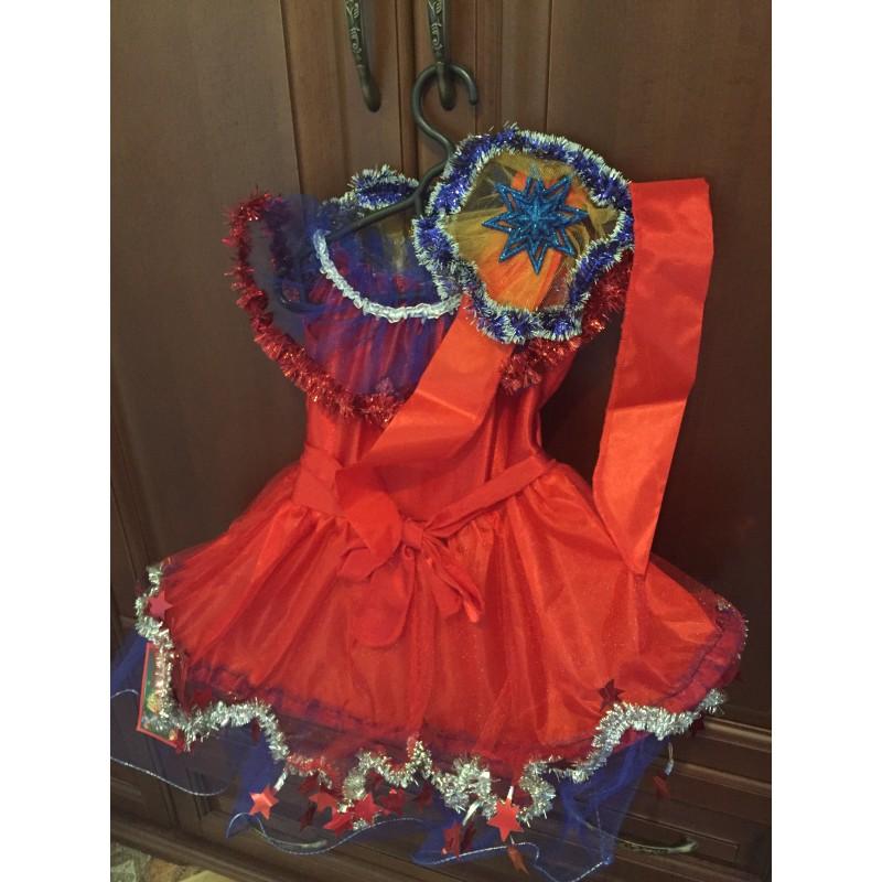 Карнавальный костюм Звездочка для девочки - photo#14
