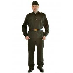 Военная форма для мужчин. Солдат.